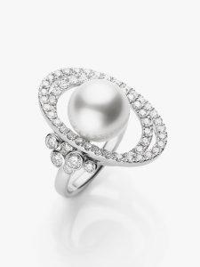 MIKIMOTO برند لاکچری جواهرات