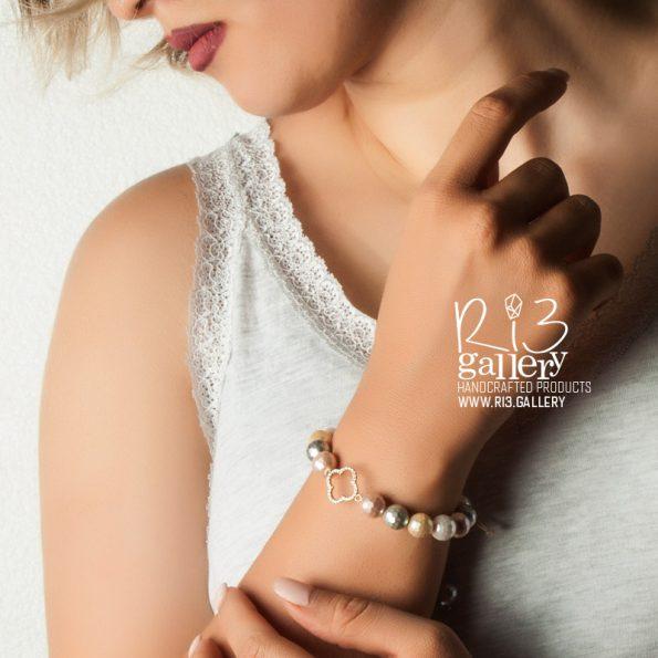 دستبند طلا ونکلیف