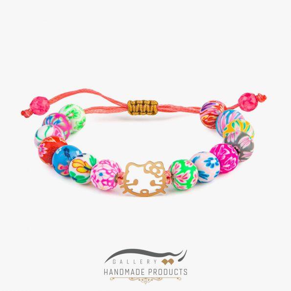 دستبند طلا دخترانه
