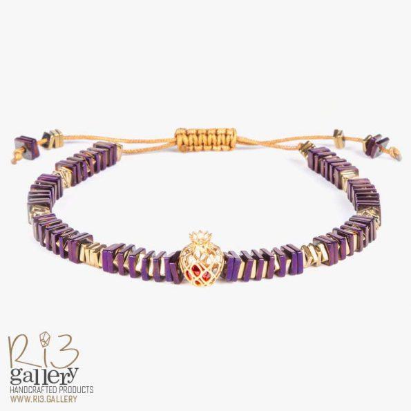خرید دستبند یلدا | ریسه گالری