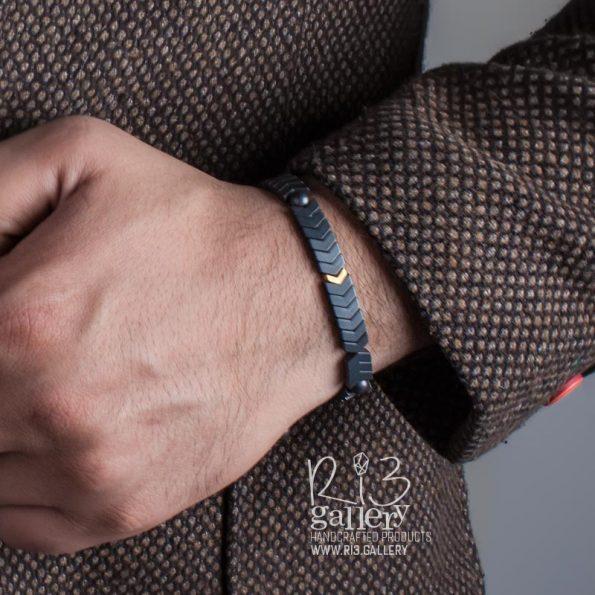 دستبند مردانه Arrow | ریسه گالری