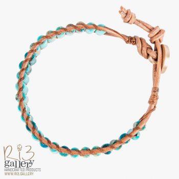 دستبند زنانه جاسپر | ریسه گالری