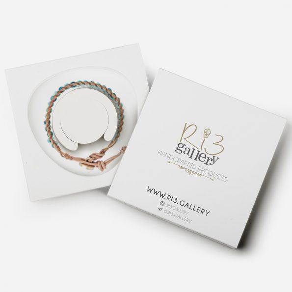 دستبند زنانه جاسپر