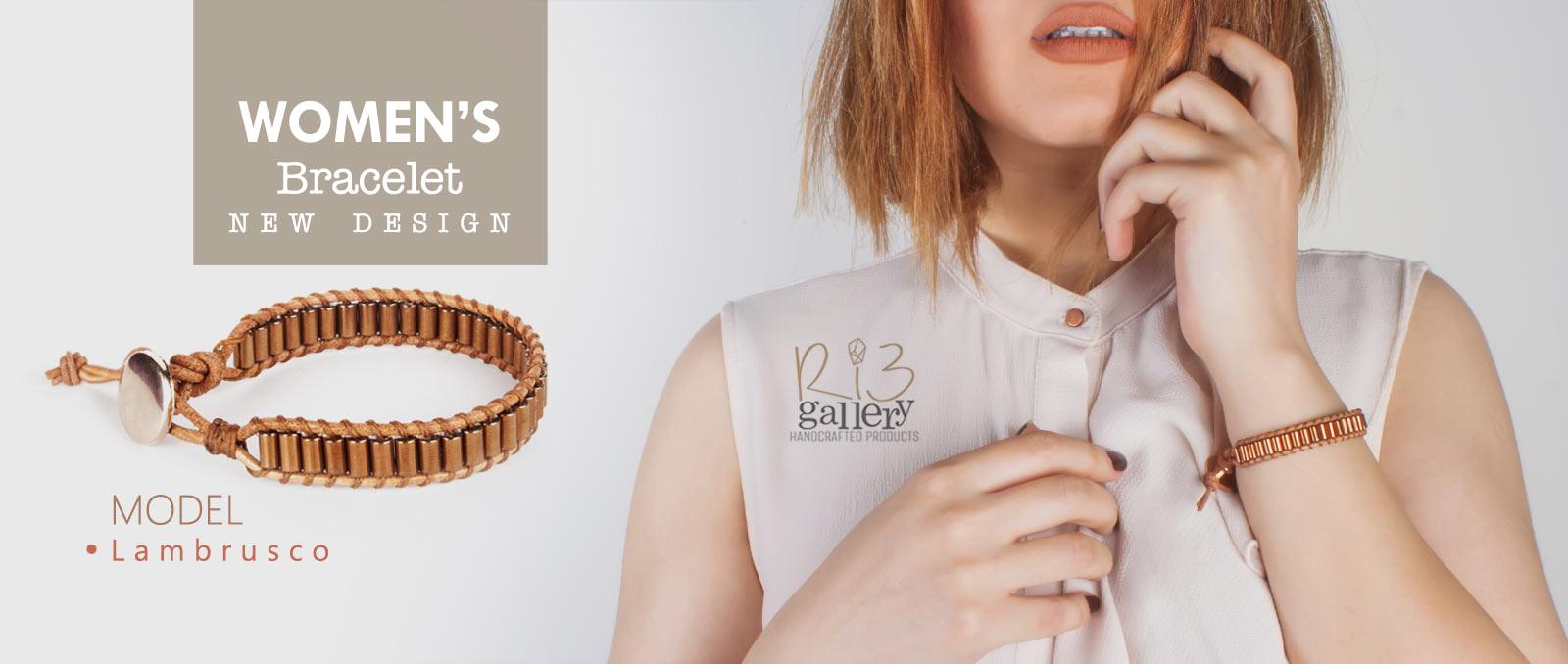 دستبند زنانه Lambrusco