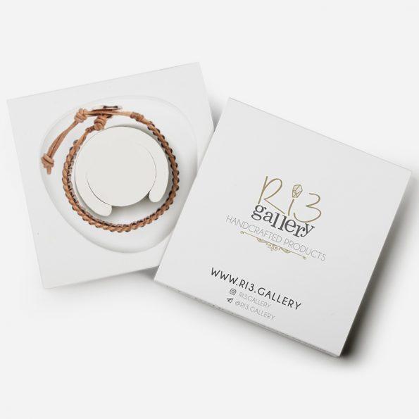 دستبند زنانه Lambrusco | ریسه گالری