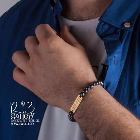 دستبند بارکد | ریسه گالری