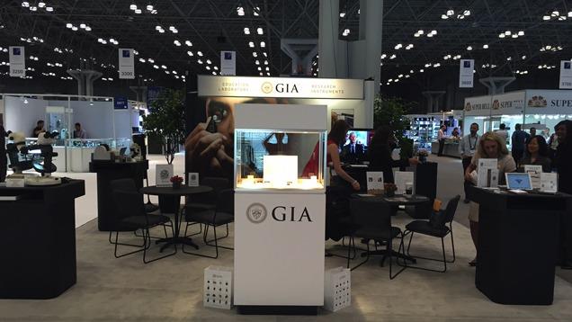 موسسه گوهرشناسی GIA