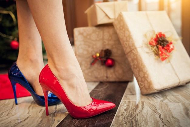 کفش برای هدیه