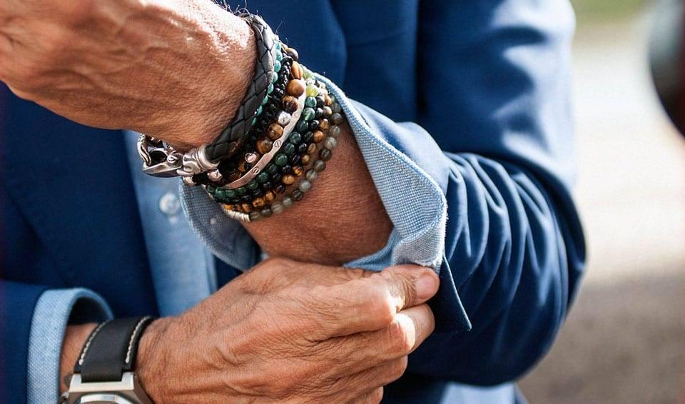 ست کردن دستبند های متفاوت با یکدیگر