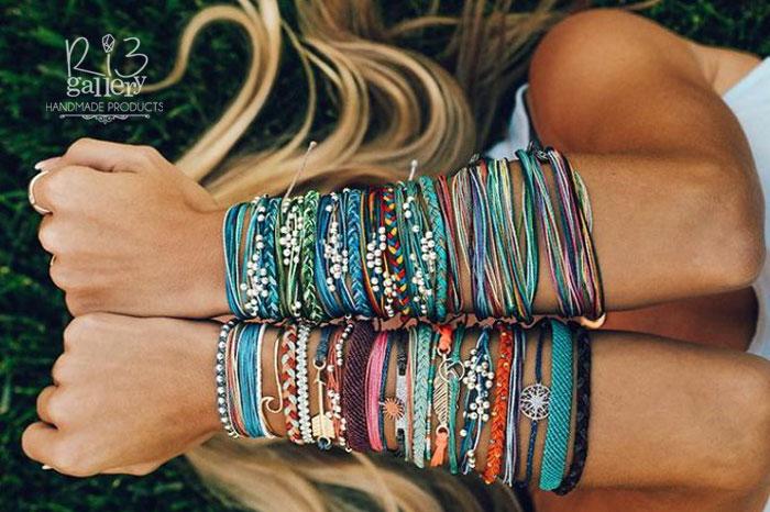 ست کردن دستبند