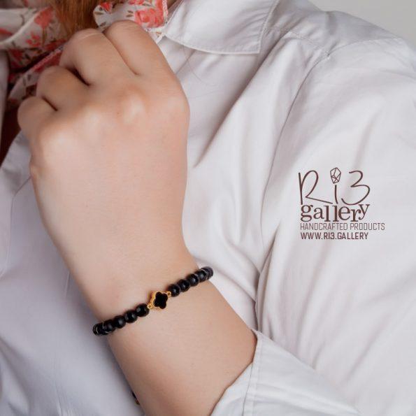 دستبند مهره ای | ریسه گالری