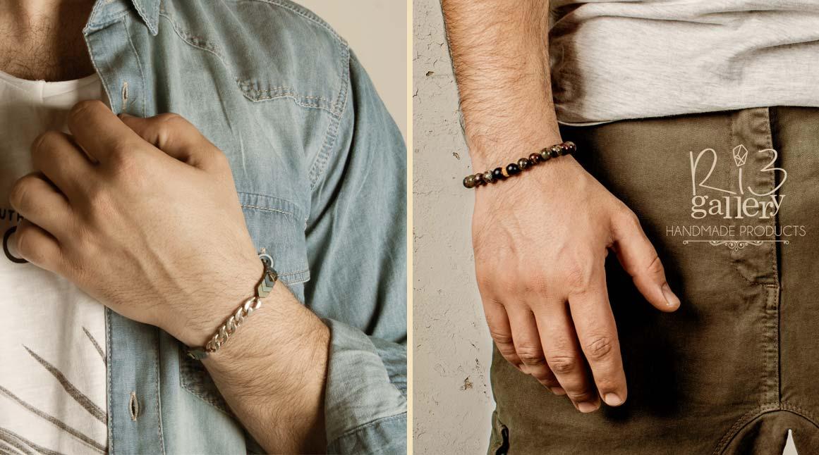 دستبند پسرانه