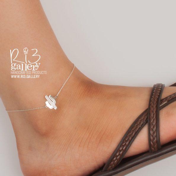 Cactus Anklet | ریسه گالری
