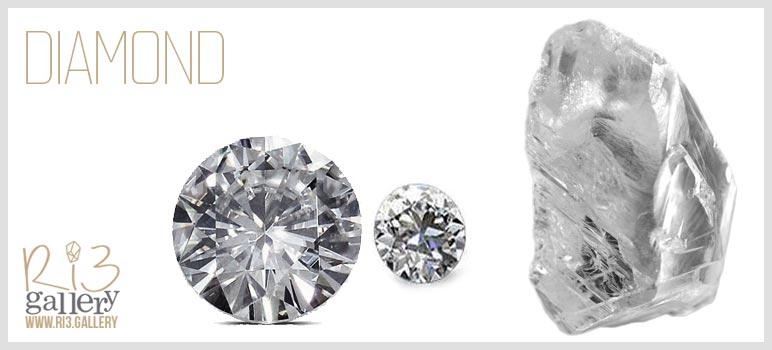 الماس؛ خواص سنگها