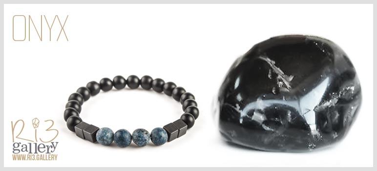 اونیکس سیاه؛خواص سنگ ها