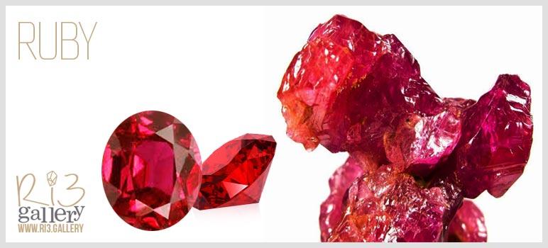 یاقوت سرخ؛ خواص سنگ های قیمتی
