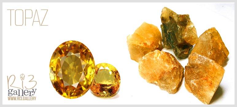توپاز؛ خواص سنگ های قیمتی