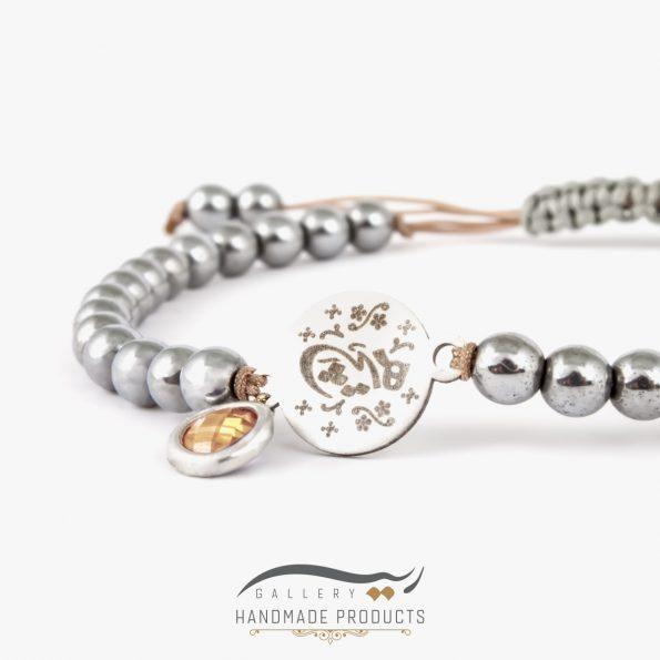 جدیدترین عکس دستبند نقره زنانه هیچ
