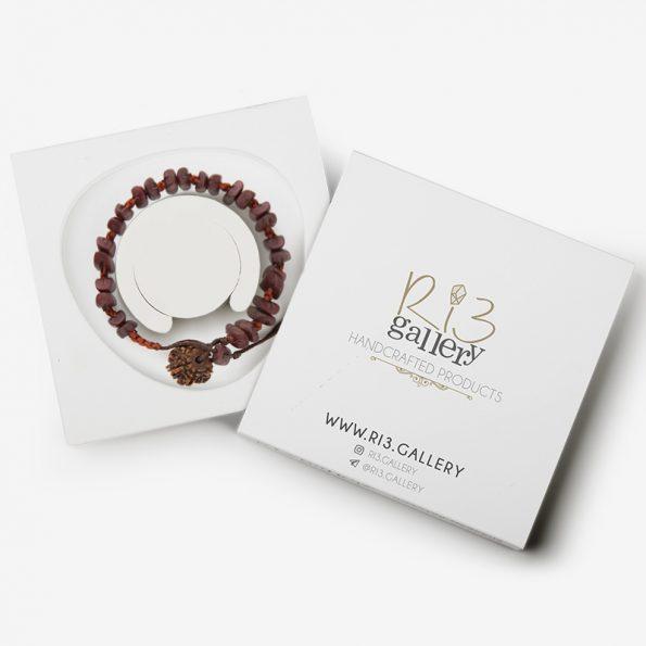 دستبند خاص رودراکشا | ریسه گالری