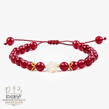 دستبند طلا زنانه رزا