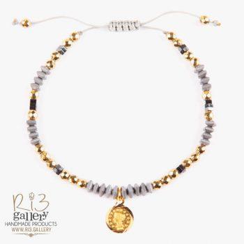 دستبند طلا زنانه الیزابت ریسه گالری