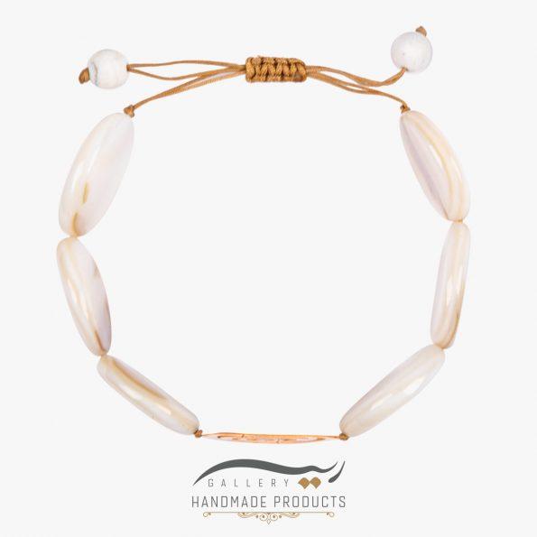 دستبند طلا زنانه اسپیرال ریسه گالری