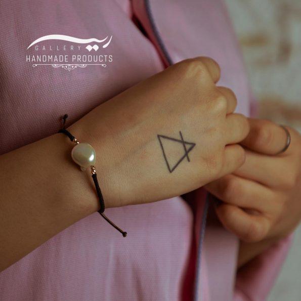 دستبند طلا زنانه استرینج فروشگاه زیورآلات ریسه گالری