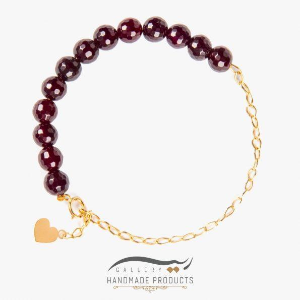 دستبند طلا زنانه خاتون ریسه گالری