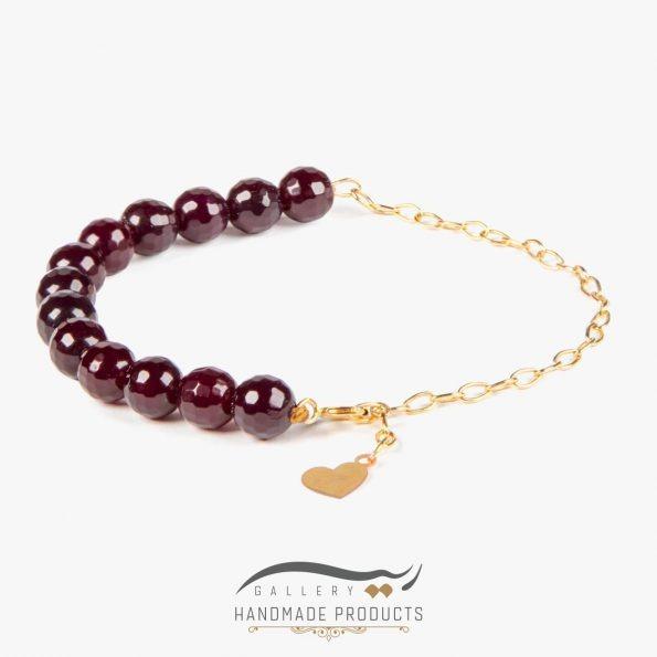 دستبند طلا زنانه خاتون