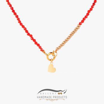 گردنبند طلا زنانه ونوس