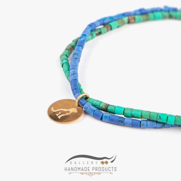 دستبند طلا پت زیورآلات ریسه گالری