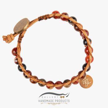 دستبند طلا زنانه افسانهای ریسه گالری