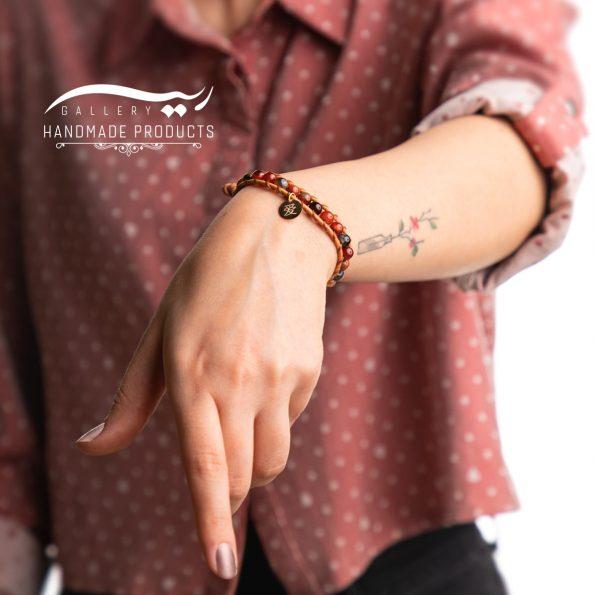 دستبند طلا زنانه افسانهای زیورآلات ریسه گالری