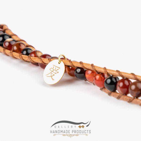 دستبند طلا زنانه افسانهای زیورآلات دست ساز ریسه گالری