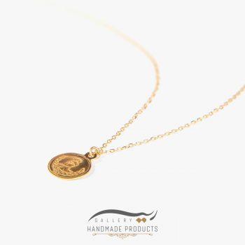 گردنبند طلا زنانه احمد شاه قاجار ریسه گالری