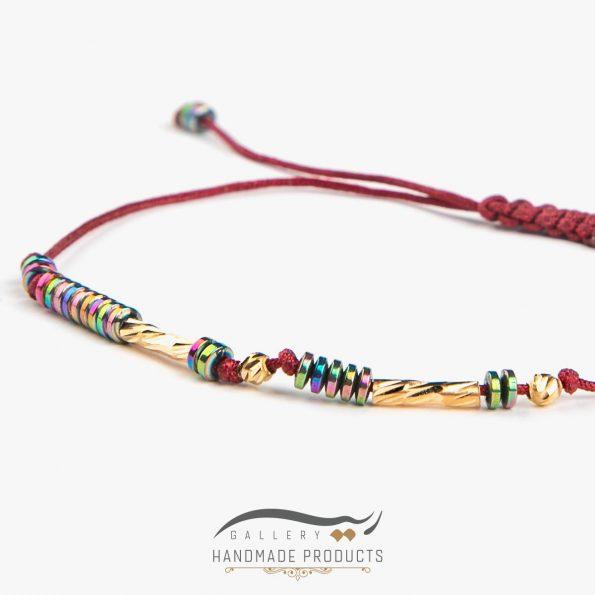 عکس دستبند طلا زنانه ایتالیایی