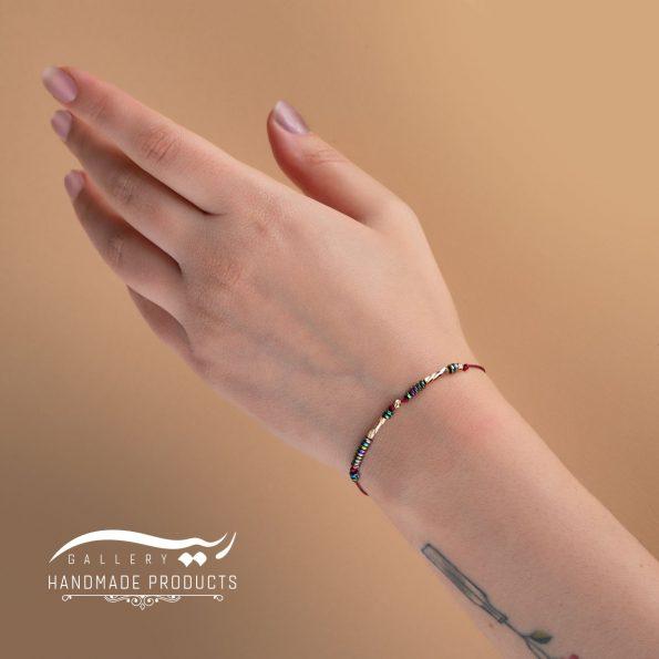 عکس مدل دستبند طلا زنانه ایتالیایی ریسه گالری