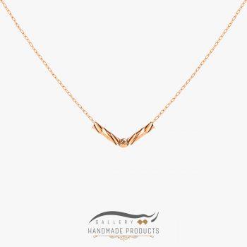گردنبند طلا زنانه بلا