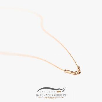 گردنبند طلا زنانه بلا ریسه گالری