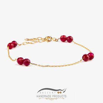 دستبند طلا زنانه اشرافی