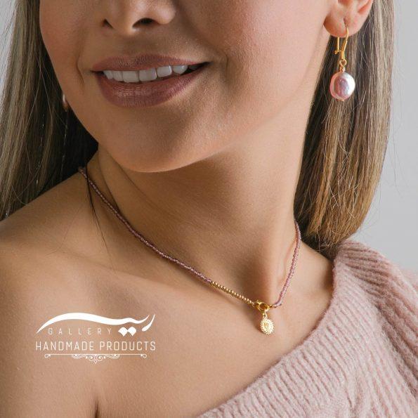 مدل گردنبند طلا زنانه آنا