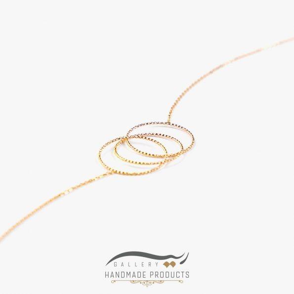 عکس گردنبند طلا زنانه آرتمیس