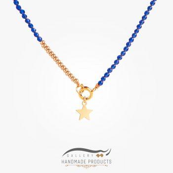 گردنبند طلا زنانه ستاره