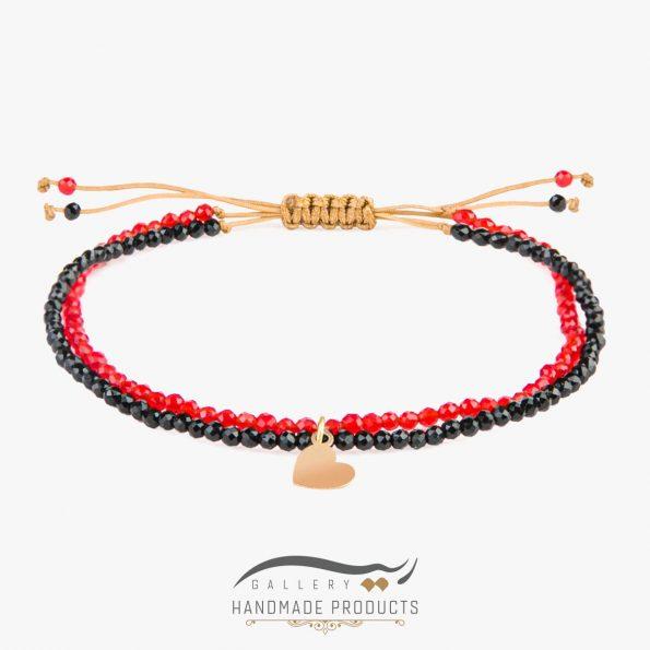 دستبند طلا زنانه لیدی کارولین