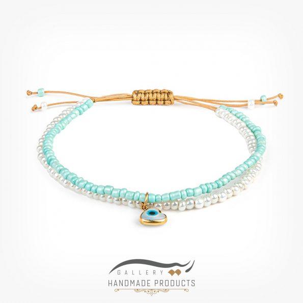 دستبند طلا زنانه لیدی آیز