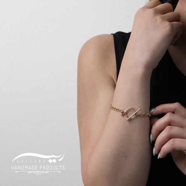 بهترین مدل دستبند طلا زنانه رولو