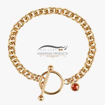 دستبند طلا زنانه رولو