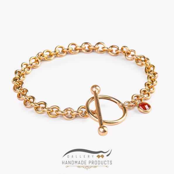 جدیدترین عکس دستبند طلا زنانه رولو