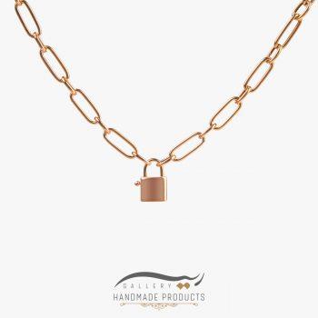 گردنبند طلا زنانه زاموک