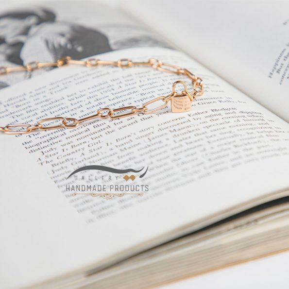مدل گردنبند طلا زنانه زاموک ریسه گالری
